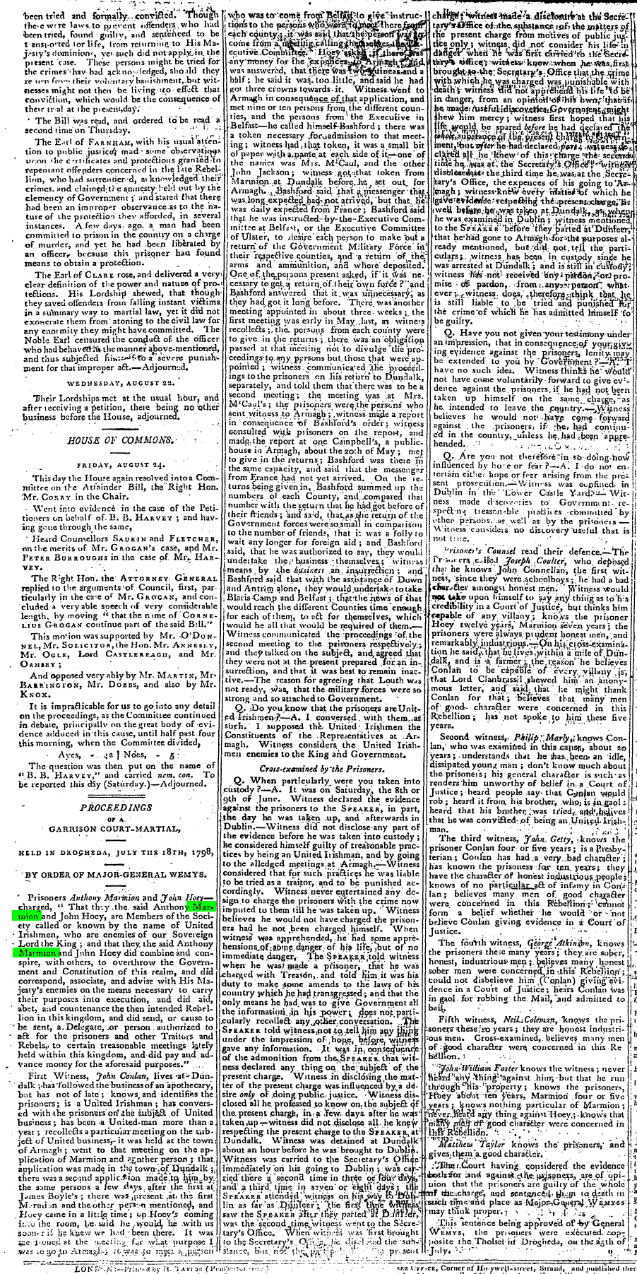 1798+rebellion+facts